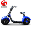 1000-2000w Power and No Foldable Disc Brake Electric Scooter