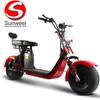 Hot Sale Electric Scooters Citycoco 2000W