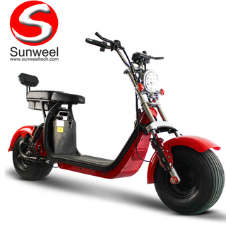 Most Popular 1000W 60V Electric Scooter Harley Citycoco CE Approved