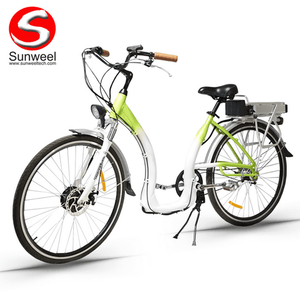 Classic Design 36V City Electric Bicycle