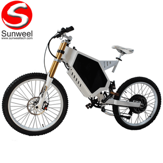 Enduro Stealth Bomber Electric Bike