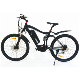 Mid Motor Drive Mountain Electric Bike