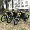 High Speed Stealth Bomber Electric Bicycle 3000W