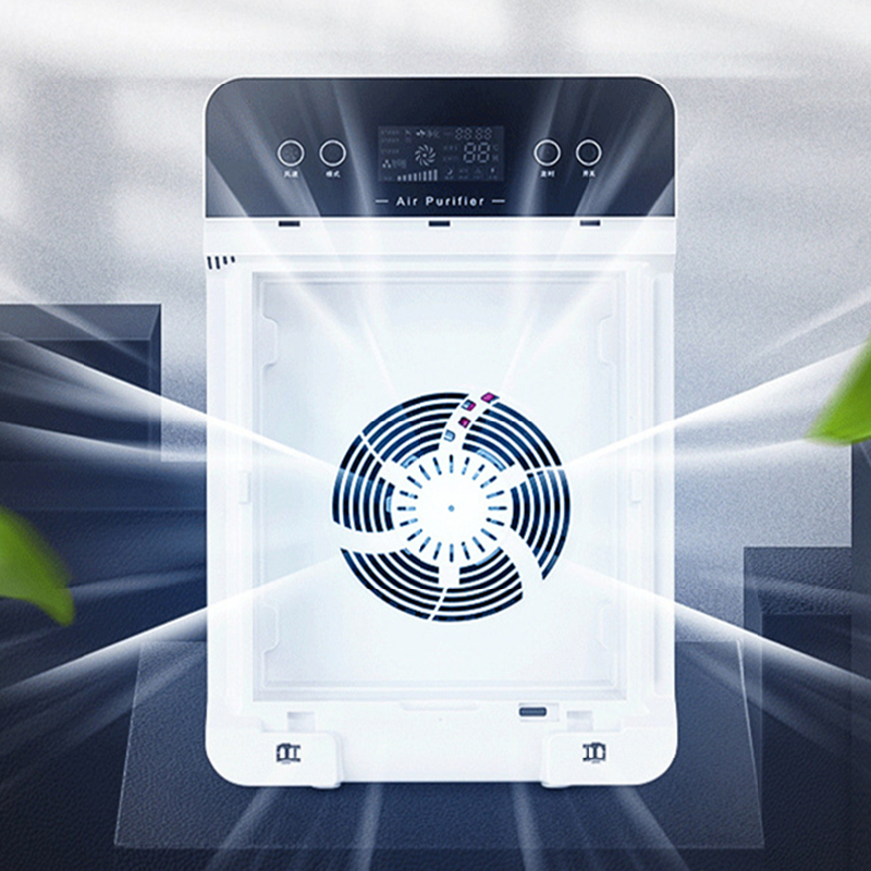 Home Offcie Use Intelligent LED Display PM2.5 Depuration Sterilization Air Purifier