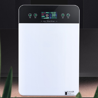 OEM China Home Room Car Activated Carbon HEPA Filter Portable Smart Fresh Air Purifier
