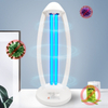 Hot Sale UV Light Disinfection System Sterilizing Germicidal Table Lamp For Office Home Store