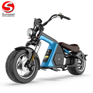 EEC COC Approved Electric Scooter 2000w 20ah 30ah Removable Lithium Battery Long Range 80km Per Charge