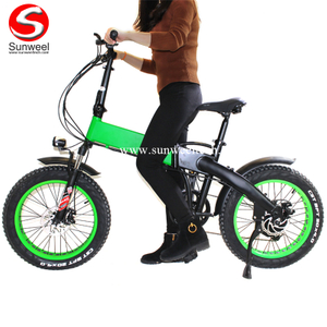"20"" Electric 500W Folding Bike for Sale"
