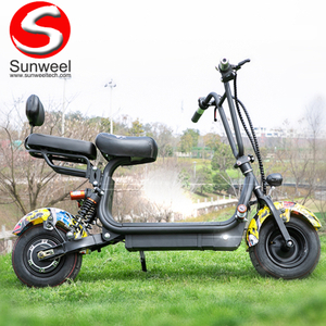 Cheap Price Self Balancing Electric Scooter City Coco