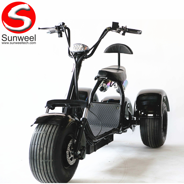 All Terrain 3 Wheel Electric Golf Scooter from China