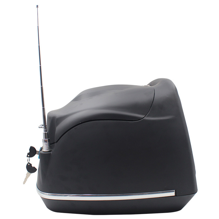 Universal Detachable motorbike Motorcycle Scooter Tail Box