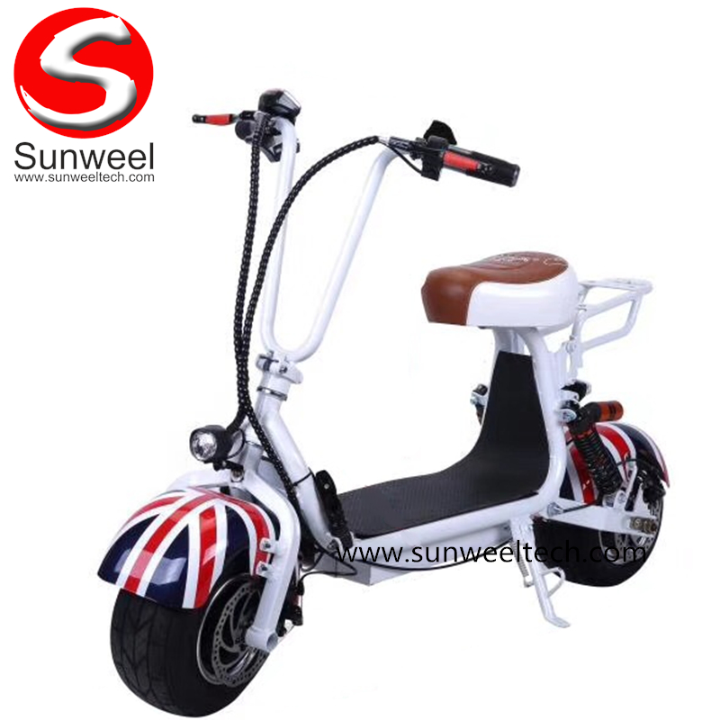 Mini Electric Harley Scooter for Students