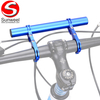Bicycle Handlebar Extender Mount Holder for Bike Light Accessories