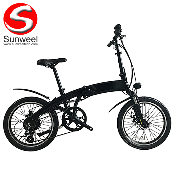 New Design 20inch Electric Folding Bicycle