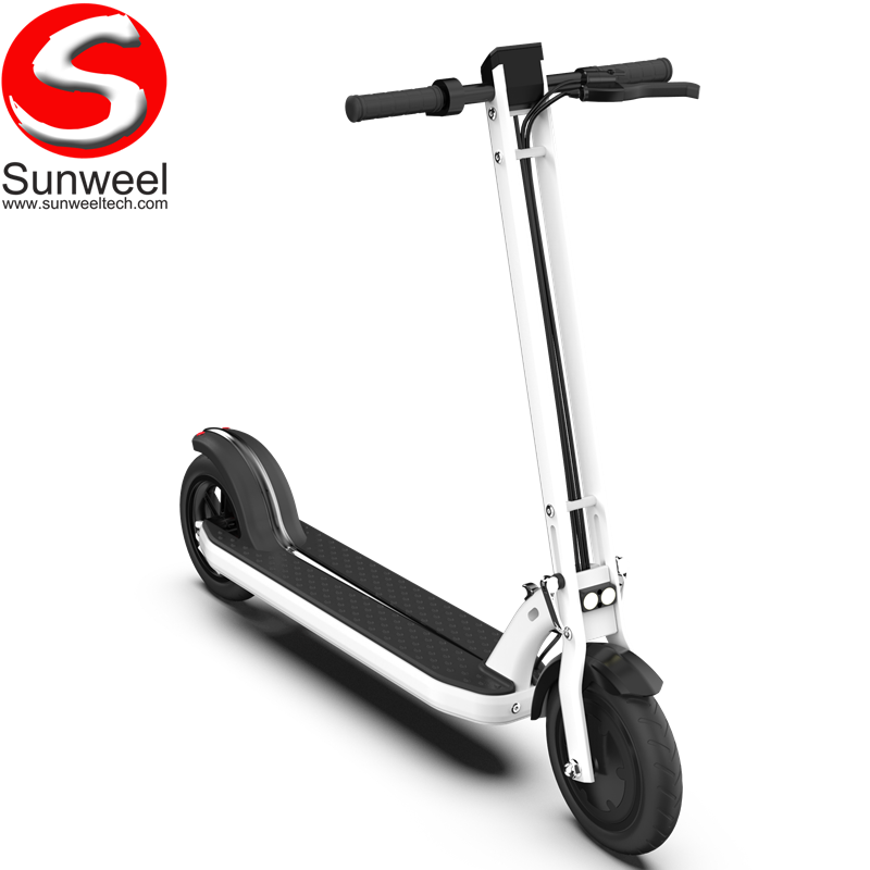 Suncycle Anti Slippery Pedal 2 Wheel Stand Up Electric Scooter