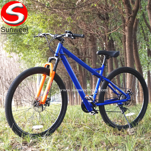 "Suncycle 29"" Mtb Frame 36V Hidden Battery Mountain Electric Bike"