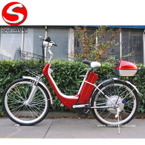 Hot Sale Green City Electric Bike Chinese Cheap E Bike Electric Bicycle for Sale