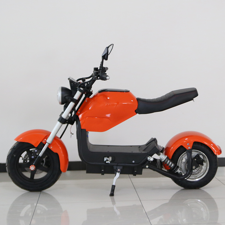 2019 China Cheap Adult Powerful Electric Motorcycle Scooter For Sale